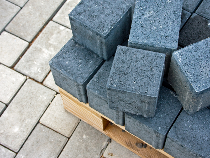 block paving edinburgh