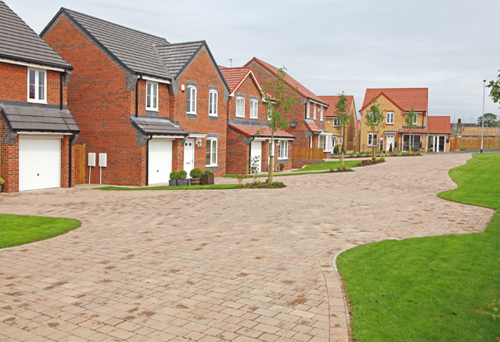 new detached homes