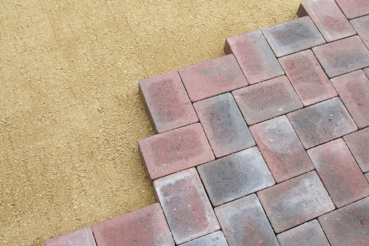 block paving edinburgh